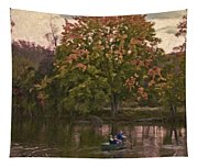 Tammy's Pond Tapestry