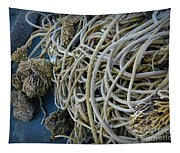Tangles Of Seaweed 2 Tapestry