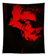 Tango Of Passion For You Tapestry
