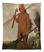 Tarairui Man Tapestry
