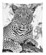 Tarangire Leopard Tapestry