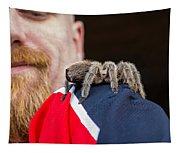 Tarantula Love Tapestry
