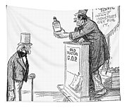 Tariff Bill, 1921 Tapestry