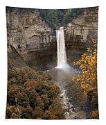 Taughannock Falls Park Tapestry