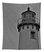 Tawas Point In The Rain Tapestry