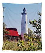 Tawas Point Lighthouse...from Tawas Bay Side Tapestry