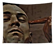 Taxi Driver Tapestry