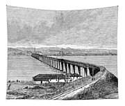 Tay Rail Bridge, 1879 Tapestry