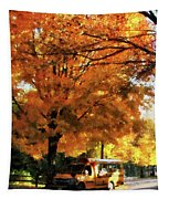 Teacher - Back To School Tapestry