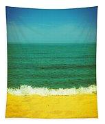 Teal Waters Tapestry