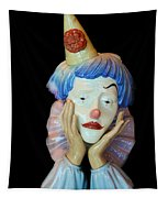 Tears Of A Clown Tapestry