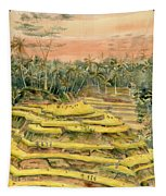 Tegallalang Rice Terraces Tapestry
