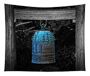 Temple Bell - Buddhist Photography By William Patrick And Sharon Cummings  Tapestry