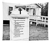 Ten Commandments Tapestry