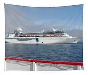 Tendered Ship Tapestry
