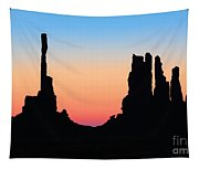 Tequila Sunrise Tapestry
