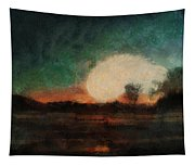 Tequila Sunrise Photo Art 03 Tapestry