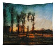 Tequila Sunrise Photo Art 05 Tapestry