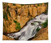 Terraced Falls Tapestry