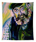 Tevye Fiddler On The Roof Tapestry
