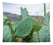 Texas Cactus Tapestry