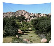 Texas Canyon Landscape Tapestry