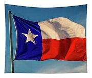 Texas State Flag - Texas Lone Star Flag Tapestry