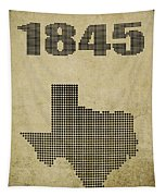 Texas Statehood Tapestry