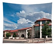 Texas Tech Student Union Tapestry