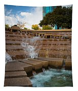 Texas Water Gardens Tapestry