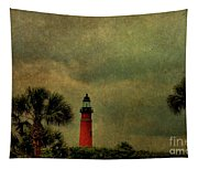 Textured Lighthouse Tapestry