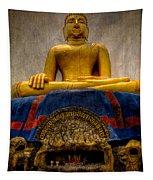 Thai Golden Buddha Tapestry