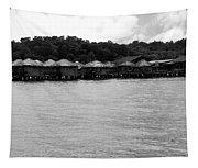 Thai Village Tapestry