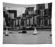 Thames Sailing Tapestry