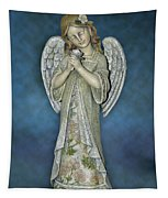 Thank You My Angel Tapestry
