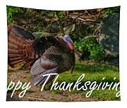 Thanksgiving Turkey Tapestry