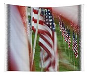 The 10th Anniversary Of 9-11-2001 Forest Park St Louis Mo Img 5708 Tapestry