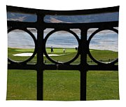 The 18th Hole Tapestry