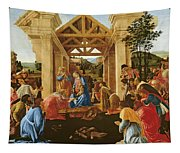 The Adoration Of The Magi Tapestry