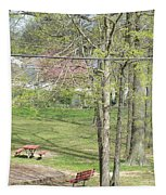 The Advent Of Spring Tapestry