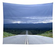 The Alcan Hwy Tapestry