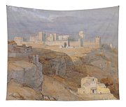 The Alcazar Of Carmona, Andalucia Tapestry