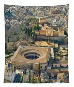 The Alhambra Aerial Tapestry
