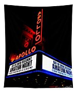 The Apollo Theater Tapestry
