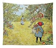 The Apple Harvest Tapestry