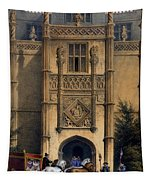 The Arch, Montacute House, Somerset Tapestry