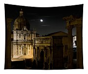 The Arch Of Septimius Severus Tapestry