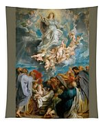 The Assumption Of The Virgin Tapestry