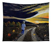 The Autumn Breeze Tapestry