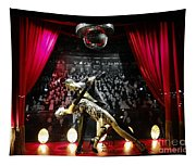 The Ballroom Dancers Tapestry